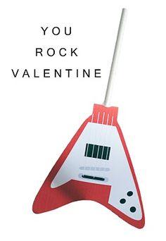 You Rock Valentine @Brianne Franklin