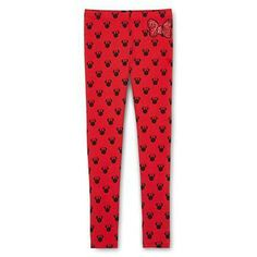Minnie Mouse leggings for girls at JCP.