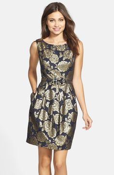 A captivating cocktail dress for that next dinner or fancy gathering.