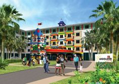 Love all the news that Undercover Tourist supplies. We are always up to date! @Sharon Herington Florida is getting a 152-room themed hotel!