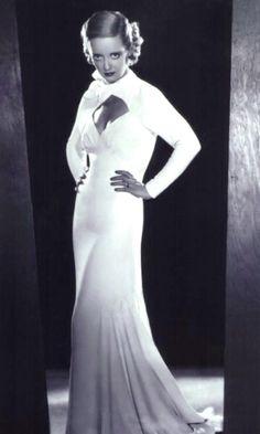 Bette Davis.