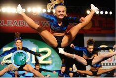 CHEER - Want her jumps! - competitive cheerleader in competition jump cheerleading p.0.2 m.7.54 moved from @Kythoni Cheerleading: In the Air board: http://www.pinterest.com/kythoni/cheerleading-in-the-air/ #KyFun