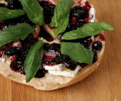 Grilled Cheese Social: Blueberry Baby