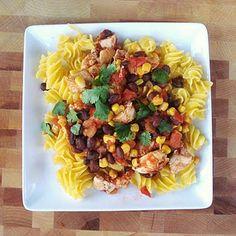 Quick Dinner Idea: Salsa Chicken