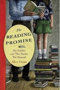 (24) The Reading Promise: My Father and the Books We Shared by Alice Ozma [I simply LOVED this book!] #EmptyShelf