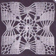 Vintage Crochet PATTERN for Bedspread 6021 Classic by BlondiesSpot, $2.99
