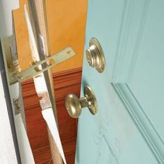 #Prepper - How to Reinforce Doors: Entry Door and Lock Reinforcements  Three simple upgrades to improve door security