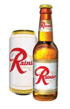 rainier beer - Google Search