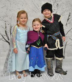 My Fairy Tale Elsa Dress from Disney's Frozen in by LadyHerndon