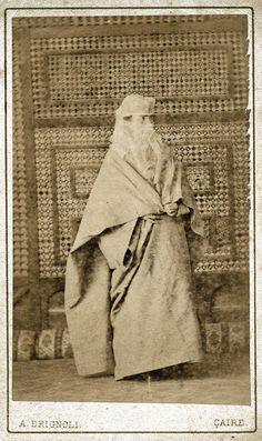 Alexandre Brignoli - Egyptian Woman, ca 1870