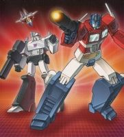 Transformers GENERATION 1 Animated Series