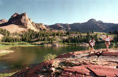 10 great hikes to Utah mountain lakes