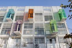 Edificio Académico y Administrativo Pernick  / Amir Mann- Ami Shinar  Architects and Planners