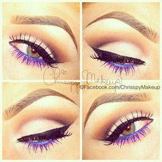#eye #make #up #cosmetics  www.doctoredlocks.com