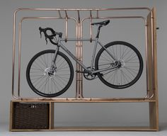 Wow! STASIS (the world's finest bicycle storage)