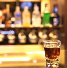 """If you want to be """"on trend"""" in the New York bar scene, make whiskey your cocktail of choice."""