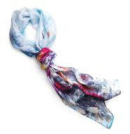mark Fawn Over Flora Scarf