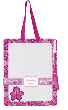 Sassy Sorority will have Sigma Kappa Lilly Pulitzer dry erase boards in August! sassysorority.com
