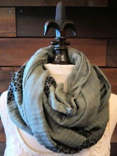Feleku scarf by FashionABLE...perfect Christmas present that helps give back!