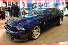 2012 Shelby Mustang
