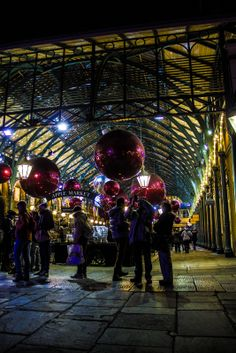 Christmas at Covent Garden, London | Flickr - Photo Sharing!