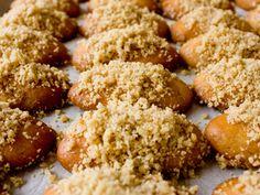 Melomakarona Cookies