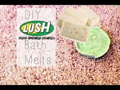 ▶ DIY Lush Bath Melts! - YouTube