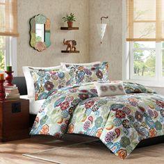 Mizone Asha 4-piece Comforter Set