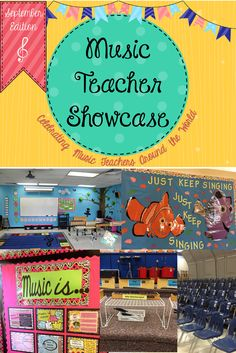 Your chance to give appreciation to fellow music teachers and gain ideas from their work! Enter the showcase to be featured in next month's edition!