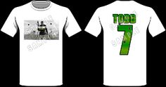 CALL OF DUTY MW3 T-SHIRT