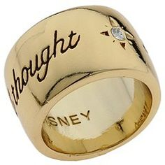 Peter Pan ring :) Think a wonderful thought
