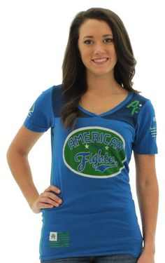 Women's Affliction Clothing - American Fighter By Affliction Northwest