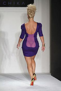 Nicole 'Coco' Austin Does Fashion Week