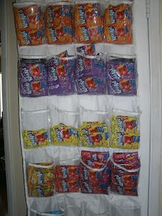 Storage Solutions for the Wall -Kool-aid ~ The Crazy Stepford Wives