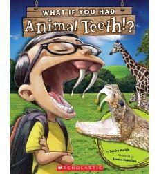 Animal adaptations: what if I had animal teeth?