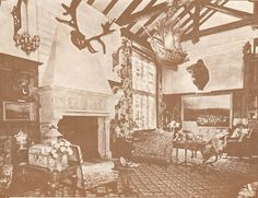 Great Hall, Marjorie Merriweather Post's mansion (now LIU Post's administrative building)