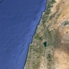 BibleMap.org...Just type in any book of the Bible and a chapter. Get a map of area's mentioned.