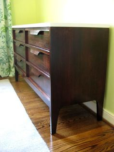 Refinishing Veneer Furniture