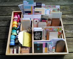 The Creative Place: A New Storage Caddy