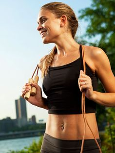 Jumping Rope Workout Routine - Jump Rope Cardio Workout - Cosmopolitan