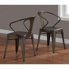 Vintage Tabouret Stacking Chair (Set of 4) | Overstock.com