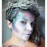 #Halloween #SephoraSelfie look: Ice Mermaid by ashleyjean___. Tag your pics with #SephoraSelfie for a chance to be featured!
