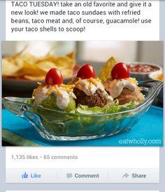 Yummy Taco Tuesday idea