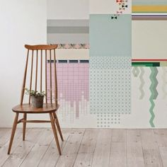 la tazzina blu: Cut Paste Wallpaper by All The Fruits