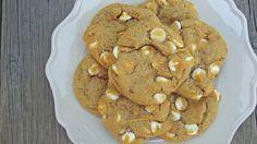 White+Chocolate+Pumpkin+Spice+Cookies