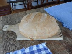 Delicious Homemade Bread Recipe: 5 Minutes of Labor, No Kneading Required