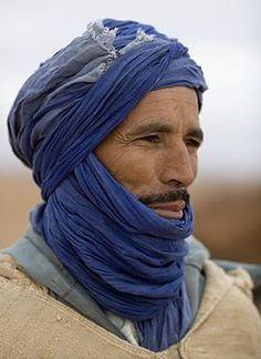 berber, of North Africa
