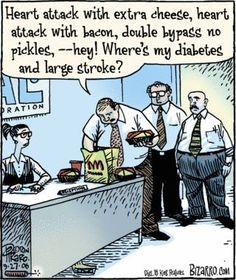 Sad but True... #draxe #fastfood #nutrition http://burstfit.com/