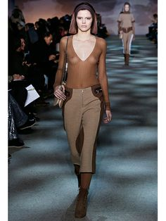 Proof that Kendall Jenner is having the best year ever: Making her runway debut at Marc Jacobs's fall 2014 show