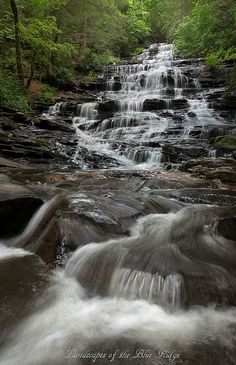 Minnehaha Falls - Georgia
